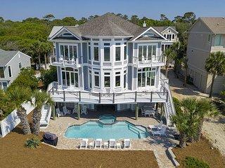 57 Dune Lane- Oceanfront home has unobstructed beach views