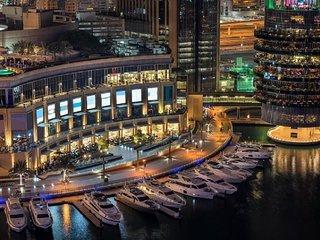 2BR With Balcony + Direct Elevator To Marina Walk