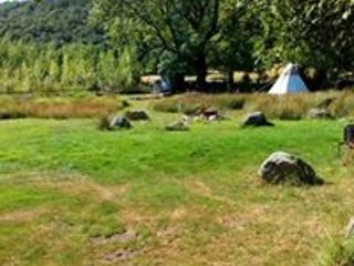 Happy Willow - A Terrific Tepee Glamping Site. All Eco-Friendly.