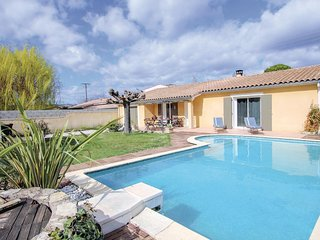 Awesome home in St. Marcel les Sauzet w/ Outdoor swimming pool, Outdoor swimming