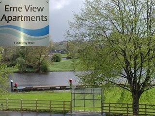 Erne View Apartments 1C – Lakeside Apartment Enniskillen, Ireland