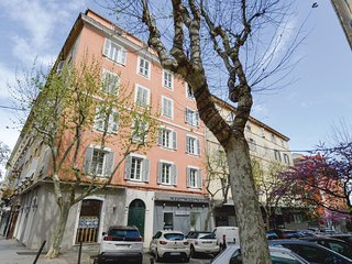Beautiful apartment in Bastia w/ WiFi and 1 Bedrooms