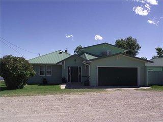 Peaceful Montana Village Home
