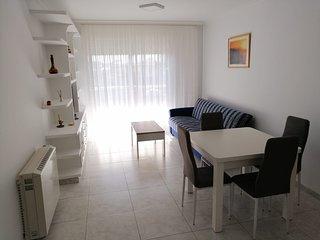 Apartamento en Sanxenxo segunda línea de Playa