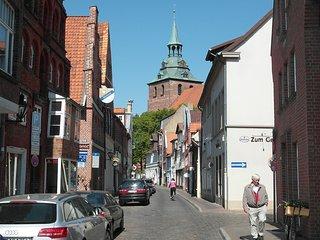 Altstadtglück - Modern wohnen in der Lüneburger Altstadt ('Altstadtseite')