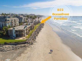 D23 - Oceanfront Paradise