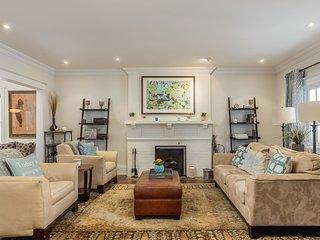 Charming 4-Bedroom House in Rosedale (Yonge & St. Clair)