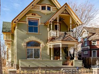 Queen Anne Victorian in the Heart of Denver