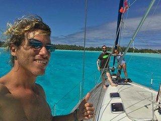 Sailboat French Polynesia Sailing Hotel
