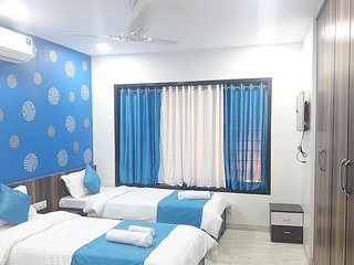 Fully Equipped Serviced Apartments in Malad West