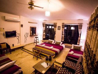 Centrally Located to North Goa