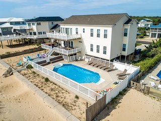 Pointe O'View | Oceanfront | Private Pool, Hot Tub