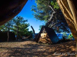 Beach Hut Napha (Garden view) + free shuttle