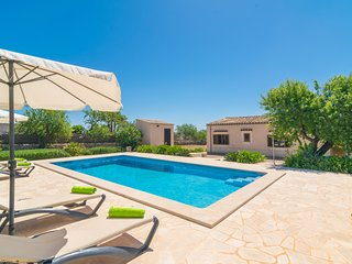 S'ESTRET - Villa for 6 people in S'Alqueria Blanca