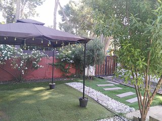 La Casita, 2 bedrooms, private garden and swimming-pool