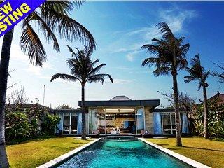 Sahadewa, 3 Bedroom Beach Front Villa, Ketewel Beach