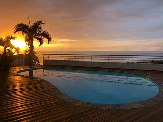 Villa 'Summer' vue Ocean indien et Domaine d'Anjou