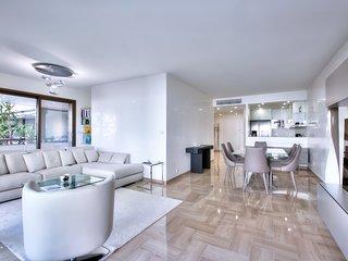 Superb apartment close to Palais des Festivals