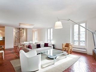 Appartement spacieux entre Croisette et rue d'Antibes
