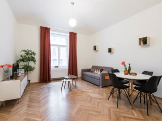 Pragueforyou ❤ RE06 ❤ Lovely central apartment