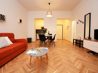 pragueforyou ❤ RE-B ❤NEW trendy, central apt.