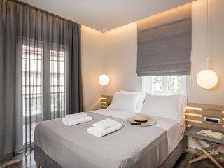 101 · Sun Ray Luxury Apartment | 100m From Agia Marina Beach
