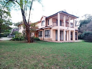 Fully Furnished Maisonette on Half an acre within a gated community