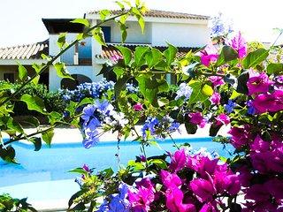Happy Sardinia Residence Le Tartarughe trilo/giardino