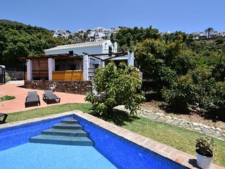 Cottage, 200 m walking distance from Frigiliana (002)