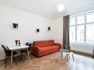 Pragueforyou ❤ RE04 ❤ New downtown apartment