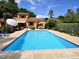 Les Nouradons Villa Sleeps 8 with Pool - 5822327
