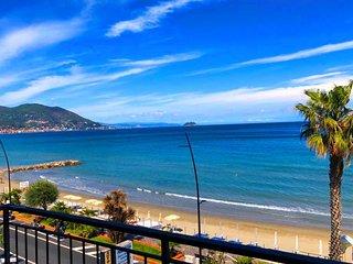 Laigueglia Beach