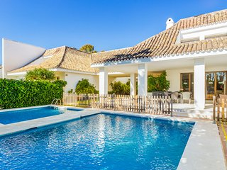Modern Style Villa 3 in Puerto Banus for Short Term Rent!