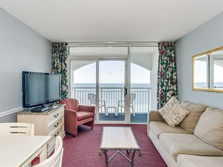 Oceanfront PH #4 at Camelot by the Sea