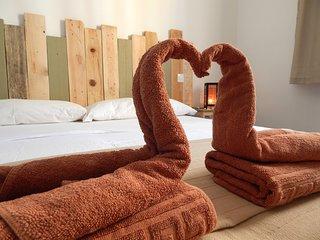 Double room shared bathroom Bed & Breakfast Twenty-Seven degrees