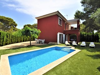 VILLA ALBENIZ . House in Cala Pi. Private pool. Children welcome -66856- - Free