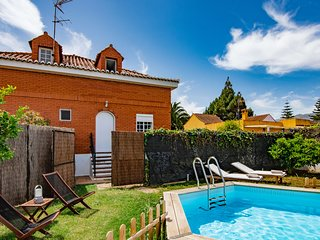Holiday cottage in Valsequillo