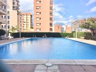Apartamento con piscina en C/Legazpi