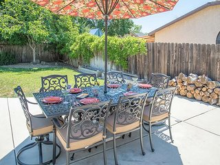 TurnKey - 3BR Wine Country Charmer w/ Fenced Yard - Near Downtown Paso Robles