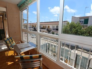Cozy apartment close to beach Mar Menor, restaurants and more