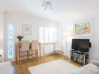 Stunning 1 bed flat with a rooftop terrace (for 4)