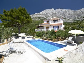 One bedroom apartment Baška Voda (Makarska) (A-12442-b)
