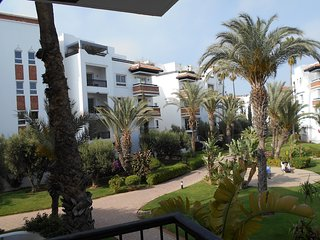 Stylish apartment with amazing views in Marina Agadir