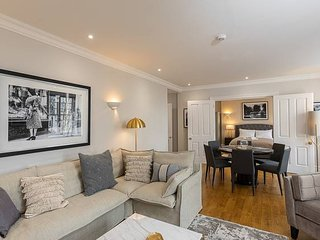 Monthly discount! 2-bed Apt, near Mayfair & Piccadilly Circus!