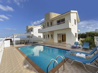 Picture Renting your 5 Star Villa Located in Paralimni with Beautiful Private