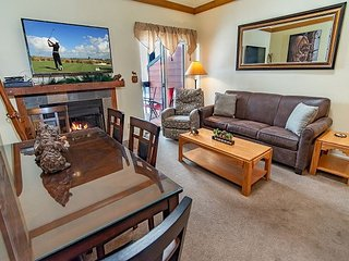 Mountainside 343B Condo with Mountain Views!