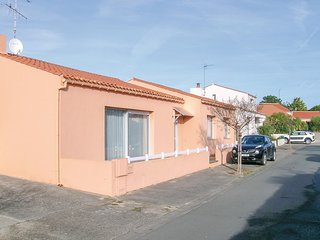 Stunning home in Olonne sur Mer w/ WiFi and 2 Bedrooms