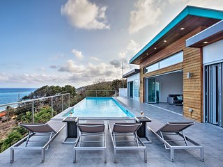NEW! Luxury St. Croix Home w/Pool & Stunning Views
