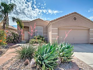 NEW! Chandler Home w/Pool & Hot Tub, Mins to I-10!