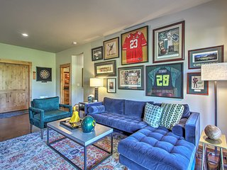 NEW! Modern Suite w/Game Room & Patio, 3 Mi to UO!